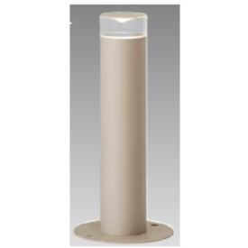 タカショー スタイルポールライト 12型(LED色:電球色)HFD-D32G 100V用 『エクステリア照明 ライト』 グレイッシュ ゴールド