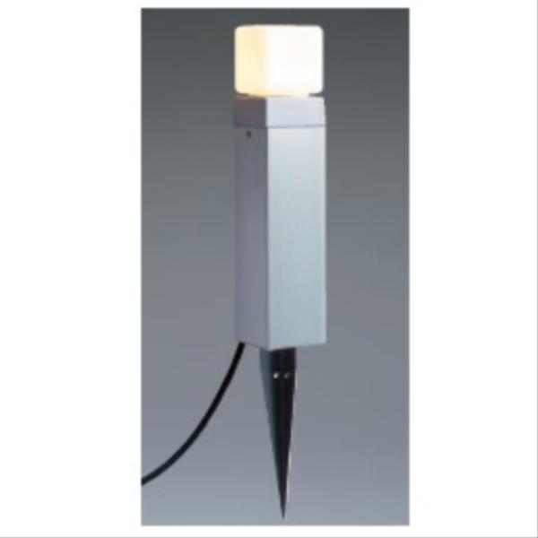 ユニソン エコルトポールライト EA 01016 12 12V用 『エクステリア照明 ローボルトライト』 アルマイトシルバー