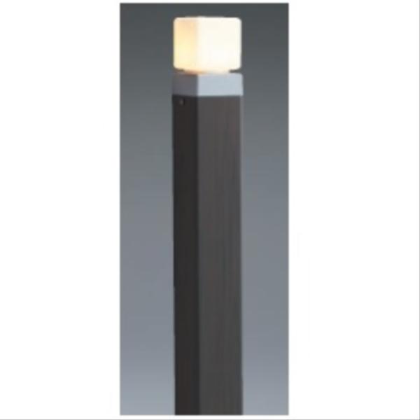ユニソン エコルトポールライト EA 01015 32 12V用 『エクステリア照明 ローボルトライト』 ハカランダブラック