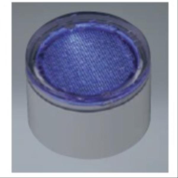ユニソン ヘリオスグランドライト LEDブロック φ85 『エクステリア照明 ライト』 LED色:青色