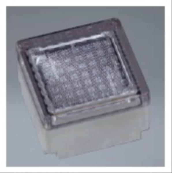 ユニソン ヘリオスグランドライト LEDブロック 100角 『エクステリア照明 ライト』 LED色:白色