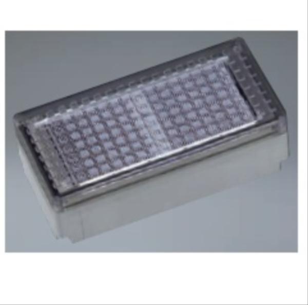 ユニソン ヘリオスグランドライト LEDブロック 200×100(RN) 『エクステリア照明 ライト』 LED色:白色