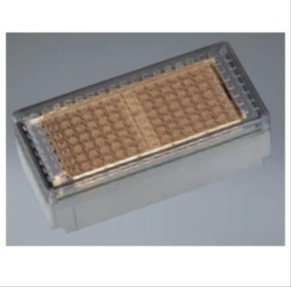 ユニソン ヘリオスグランドライト LEDブロック 200×100(RN) 『エクステリア照明 ライト』 LED色:電球色