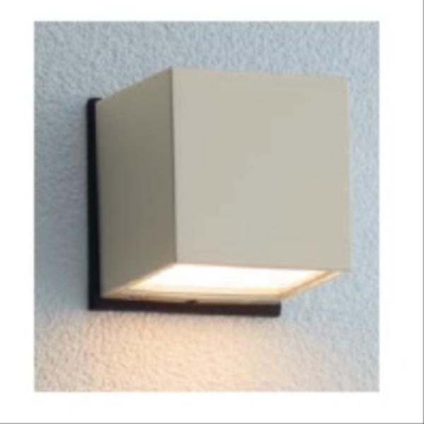 ユニソン ポージィウォールライト UA 01021 62 LED色:電球色 『エクステリア照明 ライト』 シャンパンゴールド