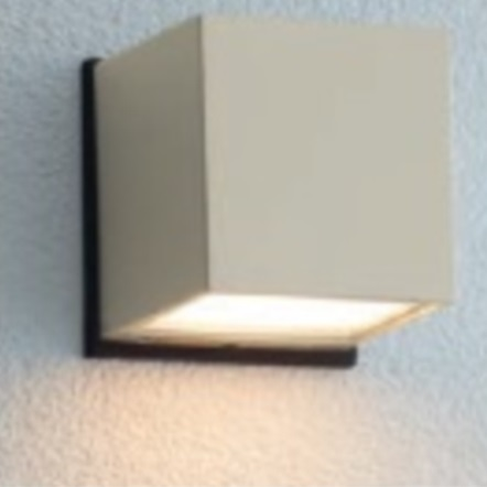ユニソン エコルトウォールライト EA 01017 62 12V用 LED色:電球色 『エクステリア照明 ローボルトライト』 シャンパンゴールド