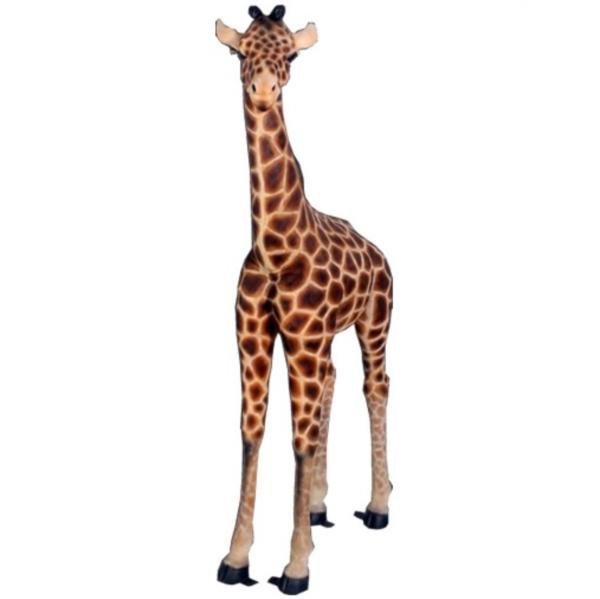FRP キリンの赤ちゃん / BaBy Giraffe 6ft 『動物園オブジェ アニマルオブジェ 店舗・イベント向け』