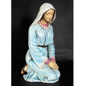 FRP キリスト降誕 - マリア(カラー仕上げ) / The Nativity - Mary 『クリスマスオブジェ 店舗・イベント向け』