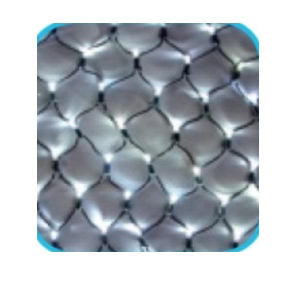 コロナ産業 LEDミルキーウェイネットライト電源部別売り(ブラックコード) 2C180W2 LED色:白・白色 『イルミネーションライト』