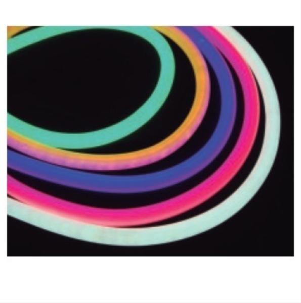 コロナ産業 LED装飾照明 ネオンフレックスセット/プラグコード付 FER 5.76m/480球 LED色:赤色 『イルミネーションライト』