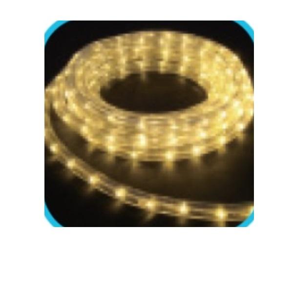 コロナ産業 LEDルミネチューブ/45mロール CLED45D LED色:電球色 『イルミネーションライト』