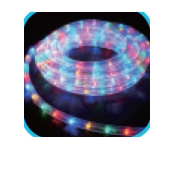 コロナ産業 LEDルミネチューブ/46mロール LED46MiX2 LED色:4色ミックス 『イルミネーションライト』