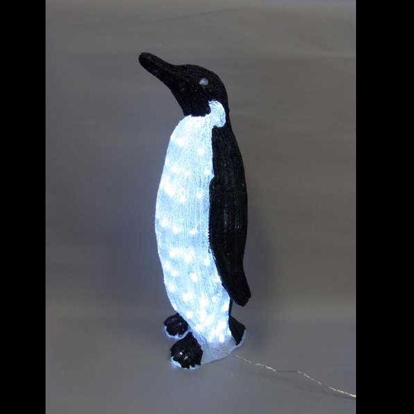 コロナ産業 3D LEDアクリルペンギン L3D114 『イルミネーションライト』