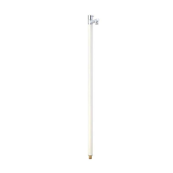 オンリーワン ジラーレ TK3-SAV 『水栓柱・立水栓セット(蛇口付き)』 バニラ