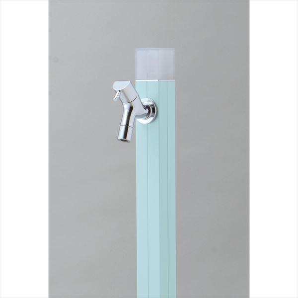 オンリーワン 不凍水栓柱 アイスルージュ 1.0m TK3-DKIB 『水栓柱・立水栓セット(蛇口付き)』 アイスブルー