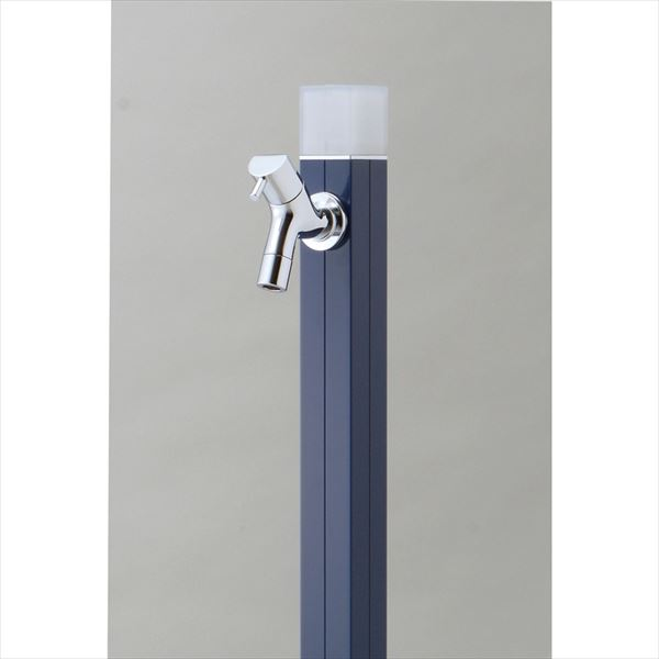 オンリーワン 不凍水栓柱 アイスルージュ 1.0m TK3-DKN 『水栓柱・立水栓セット(蛇口付き)』 ネイビー