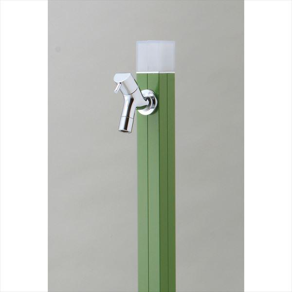 オンリーワン 不凍水栓柱 アイスルージュ 1.0m TK3-DKOG 『水栓柱・立水栓セット(蛇口付き)』 オリーブグリーン