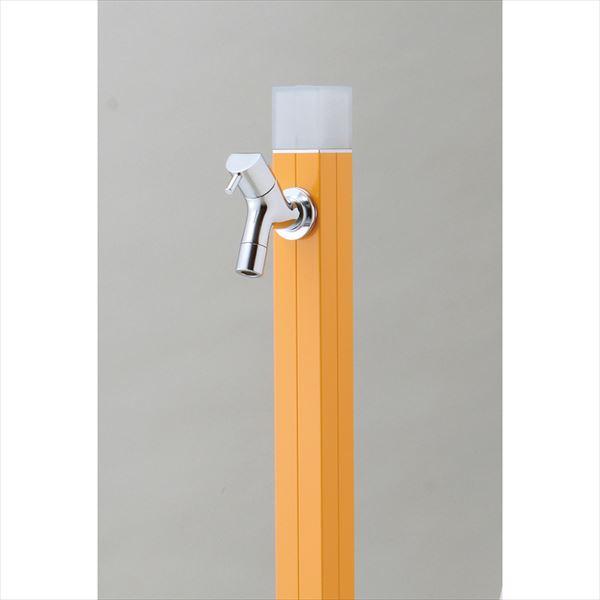 オンリーワン 不凍水栓柱 アイスルージュ 1.0m TK3-DKMU 『水栓柱・立水栓セット(蛇口付き)』 マスタード