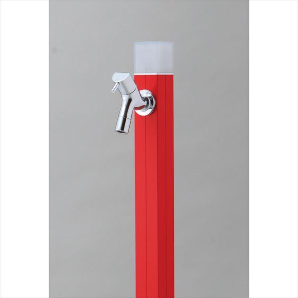 オンリーワン 不凍水栓柱 アイスルージュ 1.0m TK3-DKCR 『水栓柱・立水栓セット(蛇口付き)』 ブライトレッド
