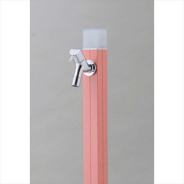 オンリーワン 不凍水栓柱 アイスルージュ 1.2m TK3-DK2RP 『水栓柱・立水栓セット(蛇口付き)』 ローズピンク
