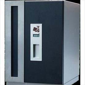 【SEAL限定商品】 トーシン ダブルボックスポスト 一戸建て用 屋外 PO-WBOX-BK 『郵便ポスト 一戸建て用 屋外』 レザーブラック:エクステリアのプロショップ キロ-エクステリア・ガーデンファニチャー
