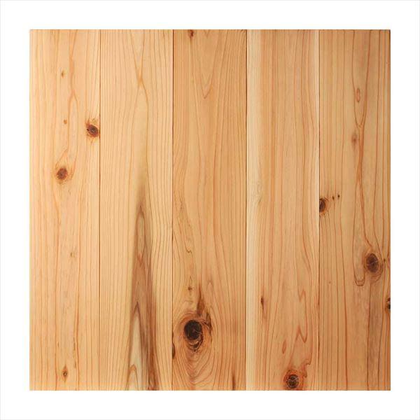 みんなの材木屋 ユカハリ・タイル すぎ NM-204 8枚入り(2平米分) 無垢