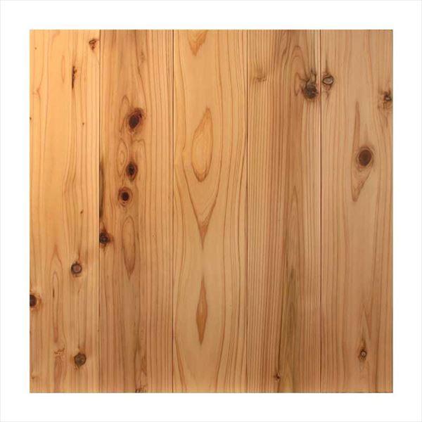 みんなの材木屋 ユカハリ・タイル すぎ NM-204-A 8枚入り(2平米分) オスモクリア