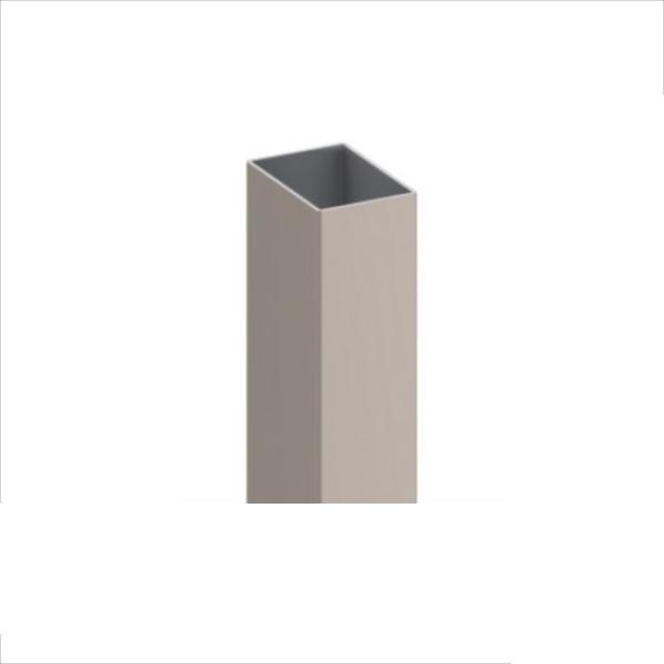 三協アルミ ユメッシュHR型 傾斜用フリー支柱タイプ 傾斜用スチール支柱 2018 『スチールフェンス 柵』