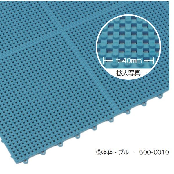 ミヅシマ工業 サワーチェッカー 本体 300 × 300 × 13mm 1ケース(30ピース入)