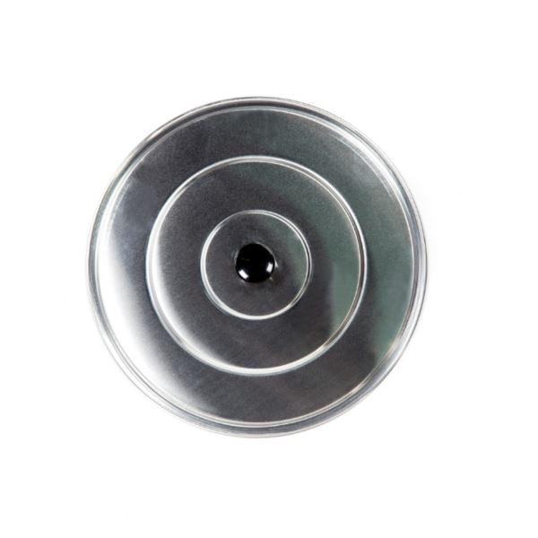 DLD パエリアパン オプション リッド(ふた) VAP-2160 『BBQグリル』