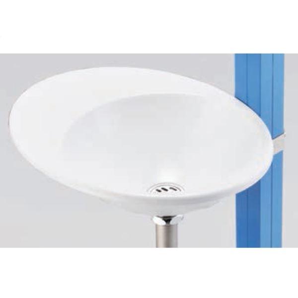 オンリーワン アクアルージュ用手洗器 プレーンパン エッグ TK3-E-WI  *立水栓は別途