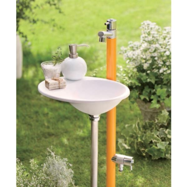 オンリーワン ジラーレ用 プレーンパンエッグセット 『水栓柱+プレーンパン』