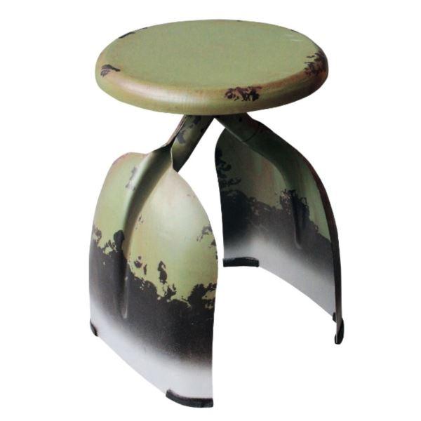 東洋石創 テーブル&チェアー チェアー #81425 グリーン