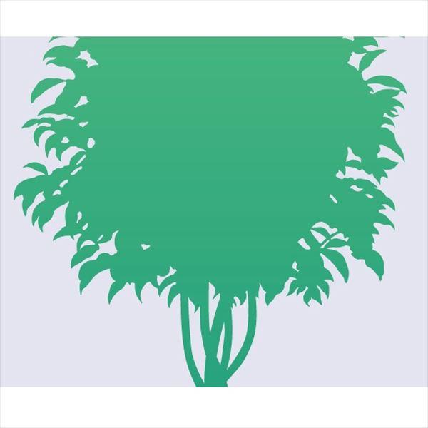 東京ステッカー 高級ウォールステッカー 植物 ベンジャミン Lサイズ *TS0002-AL グリーン 『おしゃれ かわいい』 『壁 シール』