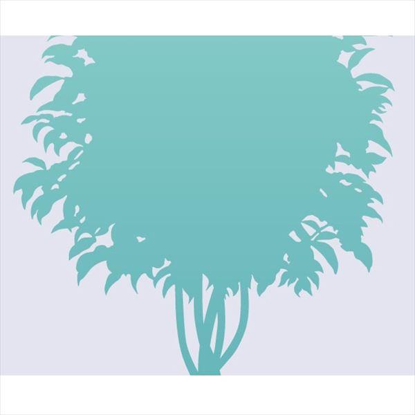 東京ステッカー 高級ウォールステッカー 植物 ベンジャミン Lサイズ *TS0002-BL ブルー 『おしゃれ かわいい』 『壁 シール』