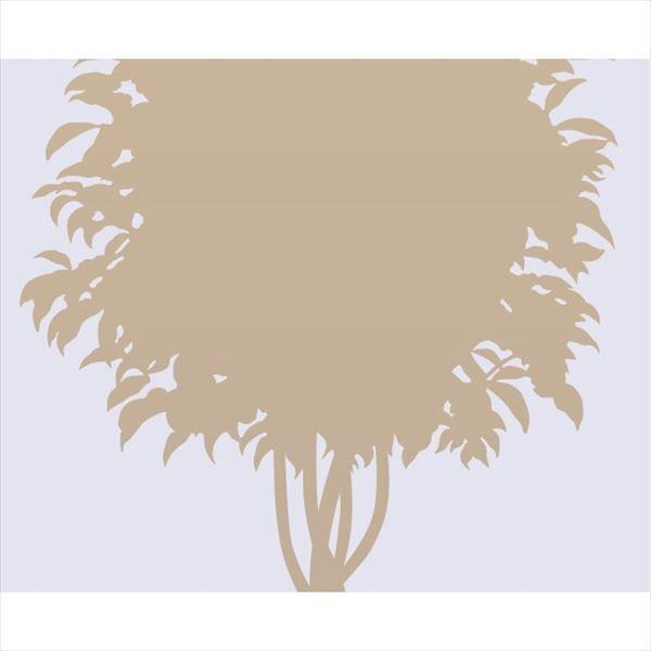 東京ステッカー 高級ウォールステッカー 植物 ベンジャミン Lサイズ *TS0002-DL ベージュ 『おしゃれ かわいい』 『壁 シール』