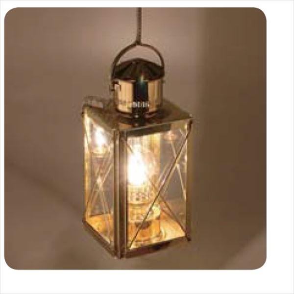 メイク ガーデンルームライト 室内用 DHR カーゴランタン 電球仕様 #DVU8803