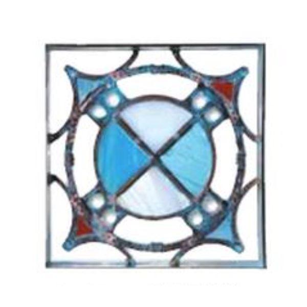 メイク クラフトガラススクリーン(シャインガラス) ベネチアンIVSW   ・SS04  『おしゃれ』