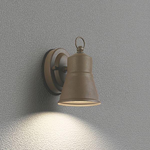 オーデリック ポーチライト 門柱向けコンパクトブラケットライト # OG 254 629LD