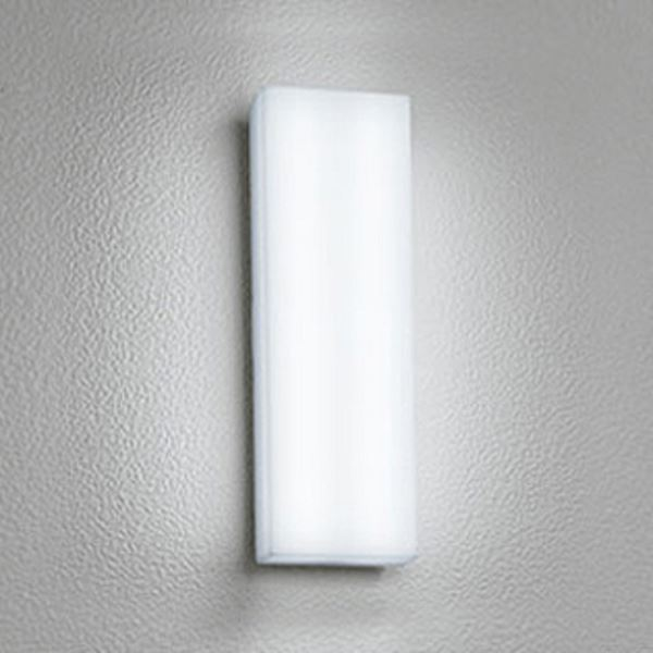 オーデリック LEDフラットポーチライト # OG 254 241  別売センサ対応 *昼白色