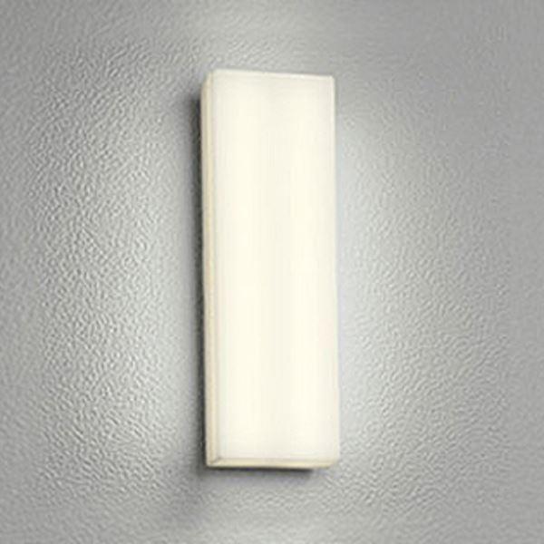 オーデリック LEDフラットポーチライト # OG 254 242  別売センサ対応 *電球色