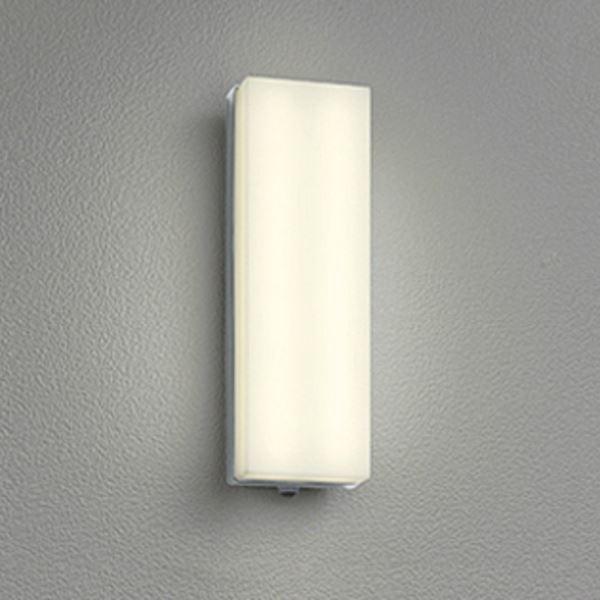 オーデリック LEDフラットポーチライト # OG 254 246  人感センサ付