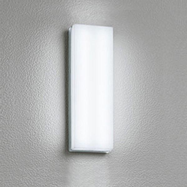 オーデリック LEDフラットポーチライト # OG 254 243  別売センサ対応 *昼白色