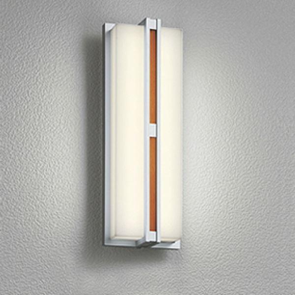 オーデリック LEDフラットポーチライト # OG 254 252  人感センサ付