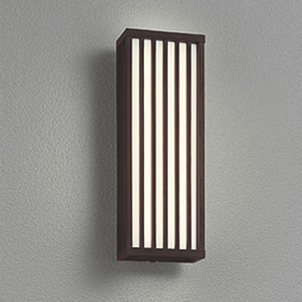 オーデリック LEDフラットポーチライト # OG 254 258  人感センサ付