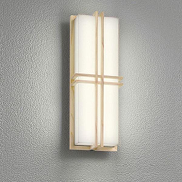 オーデリック LEDフラットポーチライト # OG 254 256  人感センサ付