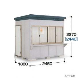 『配送は関東・東海限定』イナバ物置 SMK/ナイソー SMK-47SGM スタンダード 一般型  『屋外用断熱構造 中型・大型物置』