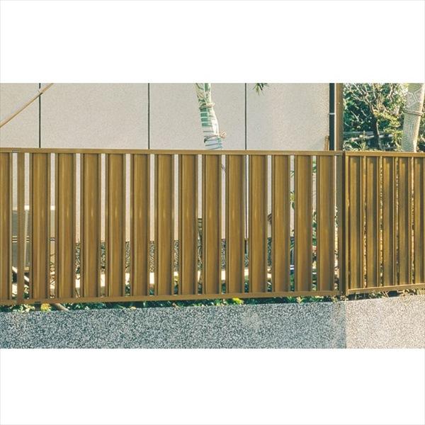 三協アルミ 比美1型 フェンス本体 2012 フリー支柱タイプ 『アルミフェンス 柵』