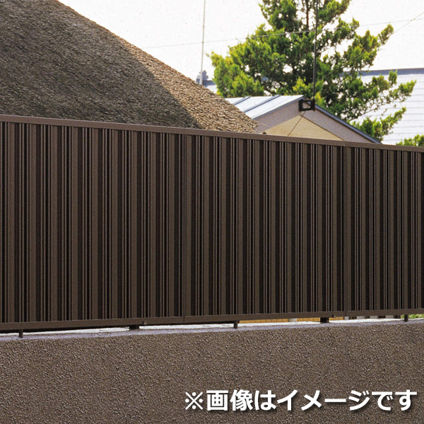 三協アルミ 比美2型 フェンス本体 2010 フリー支柱タイプ 『アルミフェンス 柵』