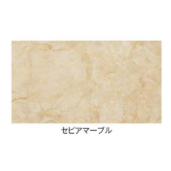 タカショー エバーアートボード 室内専用ボード W920×H1830×t2.7(mm)  『外構DIY部品』 セピアマーブル