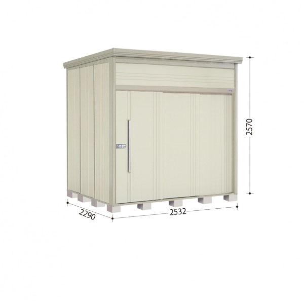 タクボ物置 JN/トールマン JN-S2522 多雪型 標準屋根 『追加金額で工事も可能』 『屋外用中型・大型物置』 ムーンホワイト